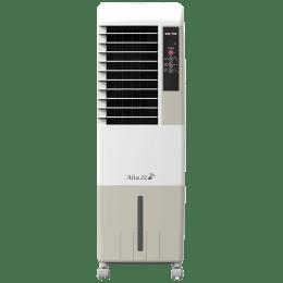 Kenstar Alta 22 Litres Tower Air Cooler (Inverter Compatible, KCLALTGY022BRH-ELM, Gold)_1
