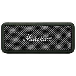 Marshall Emberton 20 Watts Portable Bluetooth Speaker (Fast Charging Capability, MS-EMBRN-FRST, Forest)_1