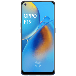 Oppo F19 (128GB ROM, 6GB RAM, CPH2219, Midnight Blue)_1