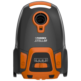 Eureka Forbes Stellar 1600 Watts Portable Vacuum Cleaner (2.5 Litres Tank, GFCDFSTER00000, Dark Grey/Orange)_1