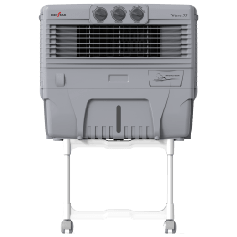 Kenstar Wave55 50 Litres Personal Air Cooler (Inverter Compatible, KCLWAVGY056BMW-EGM, White)_1