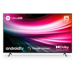 Philips 8200 139cm (55 Inch) Ultra HD 4K LED Android Smart TV (Google Assistant, 55PUT8215/94, Black)_1