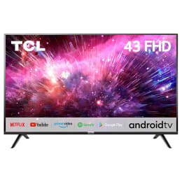 TCL 109 cm (43 inch) Full HD LED Smart TV (43S6500FS, Black)_1