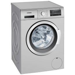 Siemens iQ300 7 kg 5 Star Fully Automatic Front Load Washing Machine (WaterPerfect Plus Technology, WM12J26SIN, Silver)_1