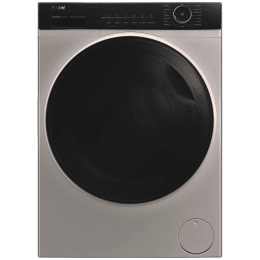 Haier 8 kg Fully Automatic Front Load Washing Machine (Inverter Technology, HW80-IM12929CS3, Ore Silver)_1