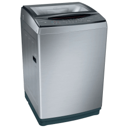 Bosch Serie 4 10 kg 5 Star Fully Automatic Top Load Washing Machine (Multiple Water Protection, WOA106X2IN, Silver Inox)_1