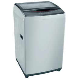 Bosch Serie 4 7 kg 5 Star Fully Automatic Top Load Washing Machine (Multiple Water Protection, WOE704Y2IN, Grey)_1