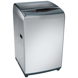 Bosch Serie 4 7 kg 5 Star Fully Automatic Top Load Washing Machine (Multiple Water Protection, WOE704S1IN, Silver)_1