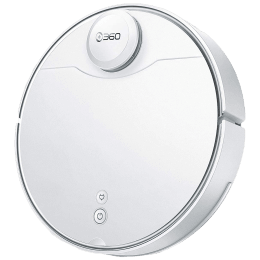 360 S6 Pro 30 Watts Robotic Vacuum Cleaner (0.42 Litres Tank, FBA73941, White)_1