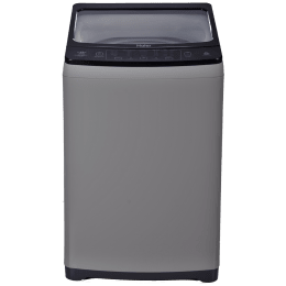 Haier 826 Series 7.5 kg 5 Star Fully Automatic Top Load Washing Machine (Pulsator Wash Technology, HWM75-826DNZP, Titanium Silver Grey)_1