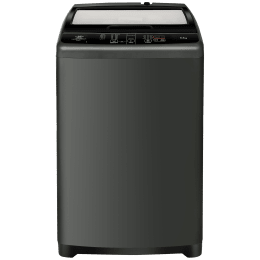Haier 707 Series 6.5 kg 5 Star Fully Automatic Top Load Washing Machine (Pulsator Wash Technology, HWM65-707BKNZP, Titanium Grey)_1