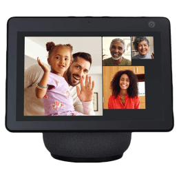 Amazon Echo Show 10 (3rd Generation) Smart Display (Alexa Supported, B084P1W77V, Charcoal)_1