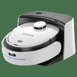 Milagrow IMap Max Joy 55 Watts Robotic Vacuum Cleaner (1 Litres Tank, White/Black)_1