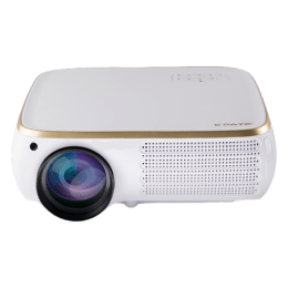 Egate P531 Android Full HD LED-LCD Projector (4500 Lumens, HDMI + USB + VGA + DisplayPort + Aux + Bluetooth + Ethernet + Wi-Fi, Replacable Lens, EG P531, White)_1