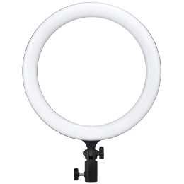 Godox Ring Light for All Mobile Phones and Cameras (High Color Accuracy, LR120, Black)_1