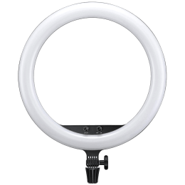 Godox Ring Light for All Mobile Phones and Cameras (High Color Accuracy, LR150, Black)_1