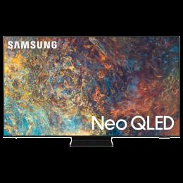 Samsung 9 Series 138cm (55 Inch) Ultra HD 4K QLED Smart TV (Quantum Matrix Technology, QA55QN90AAKLXL, Titan Black)_1