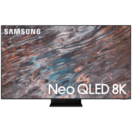 Samsung 8 Series 163cm (65 Inch) Ultra HD 8K QLED Smart TV (Quantum Matrix Technology Pro, QA65QN800AKXXL, Stainless Steel)_1