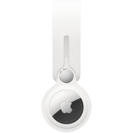 Apple AirTag Loop (Lightweight and Durable, MX4F2ZM/A, White)_1