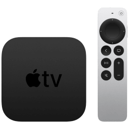 Apple TV HD 32GB Media Streaming Box (Siri Remote, MHY93HN/A, Black)_1