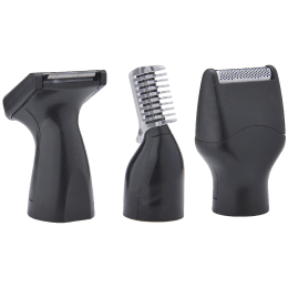 Swiss Military Grooming Kit for SHV-7Trimmer (All-in-One Head, SHV7ACC, Black)_1