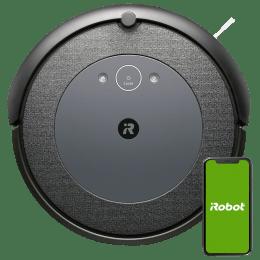 iRobot Roomba i3 33 Watts Robotic Vacuum Cleaner (0.4 Litres Tank, i3158, Grey)_1