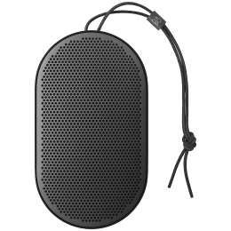 Bang & Olufsen Beoplay P2 30 Watts Portable Bluetooth Speaker (Voice Assistant Supported, BO-BPP2-BLK, Black)_1