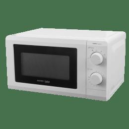 Voltas Beko 17 Litres Solo Microwave Oven (Pre-Heating Function, MS17WM, White)_1