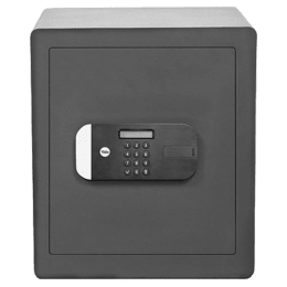 Yale 35.5 Litres Digital Safety Locker (1 Shelve, YSEM/400/EG1, Black)_1