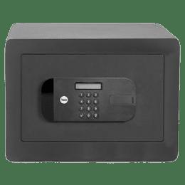 Yale 20.5 Litres Digital Safety Locker (1 Shelve, YSEB/250/EB1, Black)_1