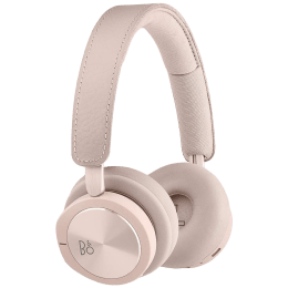 Bang & Olufsen Beoplay H8i On-Ear Active Noise Cancellation Wireless Headphone with Mic (Bluetooth 4.2, Built-in Proximity Sensor, BO-BPH8i-PNK, Pink)_1