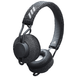 Adidas RPT-01 On-Ear Wireless Headphone with Mic (Bluetooth 5.0, Water Resistant, AD-RPT01-NGRY, Night Grey)_1