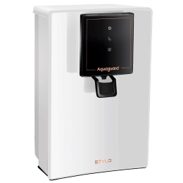 Aquaguard Stylo RO + UV + MTDS Electrical Water Purifier (Active Copper Technology, GWPDSTRUM00000, White)_1