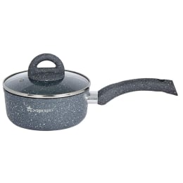 Wonderchef Granite Sauce Pan For Induction Plate, Stoves & Cooktops (Non-Stick Coating, 63152061, Grey)_1