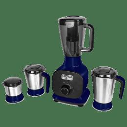 Faber Candy 1000 Watts 4 Jars Mixer Grinder (Copper Motor, 131.0628.660, Lemans Blue)_1
