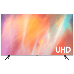 Samsung 7 Series 178cm (70 Inch) Ultra HD 4K LED Smart TV (Multi Voice Assistant Supported, UA70AU7700KLXL, Titan Grey)_1