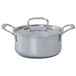 Wonderchef Nigella Casserole For Induction, Induction Plate, Stoves & Cooktops (Energy Efficient, 63153416, Silver)_1