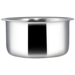 Wonderchef Nigella Pot For Induction, Induction Plate, Stoves & Cooktops (Energy Efficient, 63153406, Silver)_1