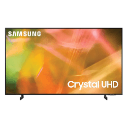 Samsung 8 Series 163cm (65 Inch) Ultra HD 4K LED Smart TV (Multi Voice Assistant Supported, UA65AU8200KLXL, Titan Grey)_1
