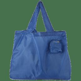 Travel Blue 32 Litres Foldable Carry Bag (TB-53, Blue)_1