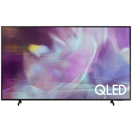 Samsung 6 Series 125cm (50 Inch) Ultra HD 4K QLED Smart TV (Multi Voice Assistant Supported, QA50Q60AAKLXL, Black)_1