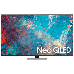 Samsung 8 Series 189cm (75 Inch) Ultra HD 4K QLED Smart TV (Multi Voice Assistant Supported, QA75QN85AAKXXL, Eclipse Silver)_1