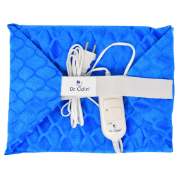Dr. Odin Full Body Heat Pad (Dual Safety Protection, Heating Pad, Sky Blue)_1