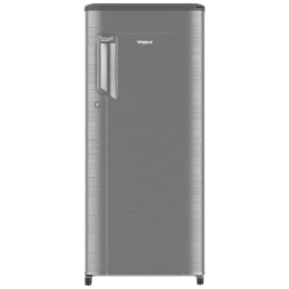 Whirlpool Icemagic Powercool 190 Litres 3 Star Direct Cool Single Door Refrigerator (Insulated Capillary Technology, DC 205 F, Lumina Steel)_1