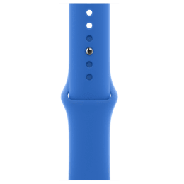Apple Strap For Apple Watch 38 mm, 40 mm (MJK23ZM/A, Capri Blue)_1