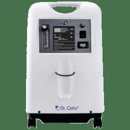 Dr. Odin Oxygen Concentrator (Oxygen Concentration: 0.5~5L/min, 93%+-3%, JMC5A-Ni, White)_1