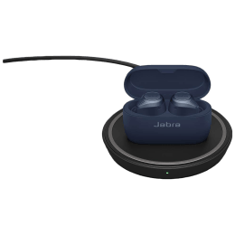 Jabra Elite Active 75t In-Ear Active Noise Cancellation Truly Wireless Earbuds with Mic (Bluetooth 5.0, Voice Assistant Supported, 100-99093000-40, Navy)_1