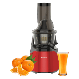 Kuvings 240 Watts 1 Blade Cold Press Slow Juicer (Safety-Lock System, EVO700, Red)_1