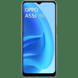 Oppo A53s (128GB ROM, 8GB RAM, CPH2321, Crystal Blue) 1