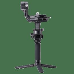 DJI RSC 2 Gimbal For DSLR Camera and Mirrorless Camera (Dual-Layer Camera Mounting Plate, CP.RN.00000121.04, Black)_1